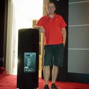 SVS PC13-Ultra aktív házimozi subwoofer, mélyláda csabi