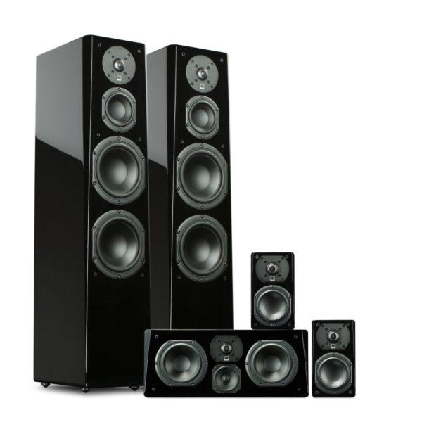 SVS Prime Audiophile házimozi hangfalszett hgl