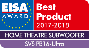 SVSound PB16-Ultra aktív mélyláda EISA