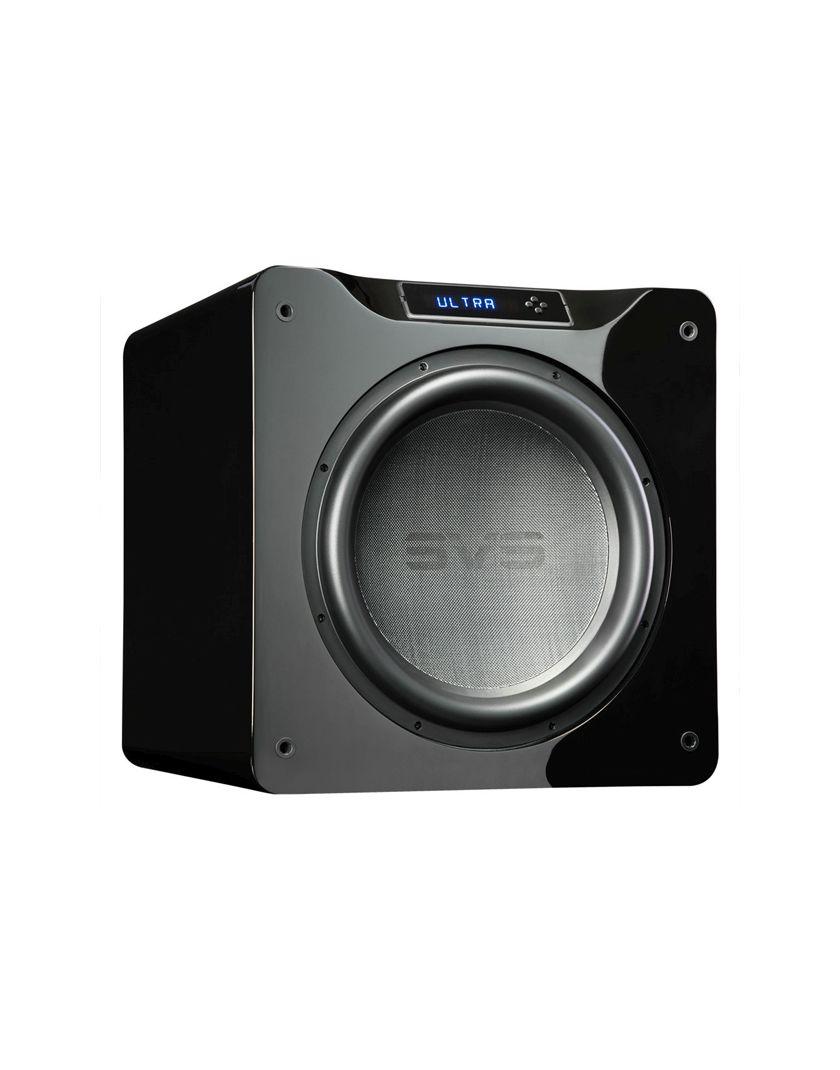 SVS SB16-Ultra aktív mélyláda teszt sb16