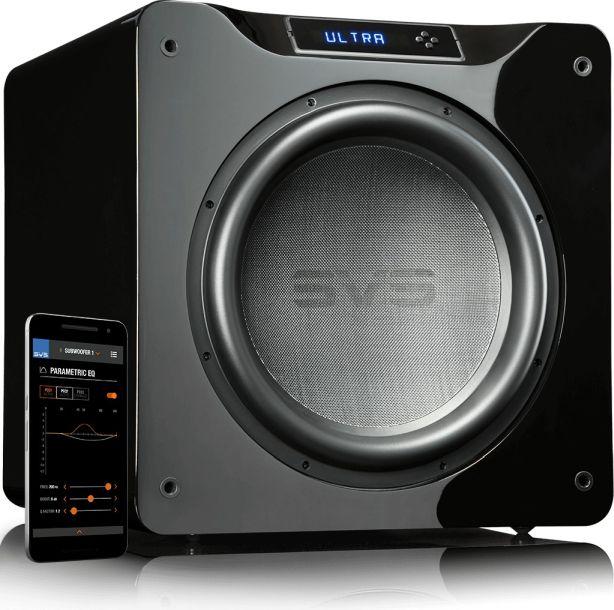 svs sb16-ultra high-end aktív mélyláda SVS SB16-Ultra High-End aktív mélyláda SVS SB16 Ultra High End aktiv melylada
