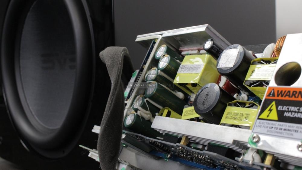 SVS-SB16-Ultra-amp-3  SVS SB16-Ultra aktív mélyláda teszt SVS SB16 Ultra amp 3