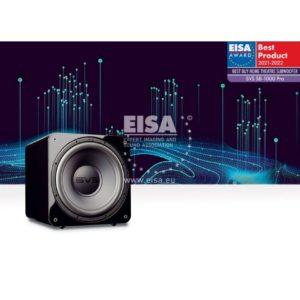 SVS SB-1000 Pro aktív mélyláda eisa díj